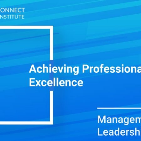 Achieving Professional Excellence Training