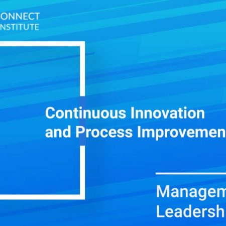Continuous Innovation and Process Improvement Training