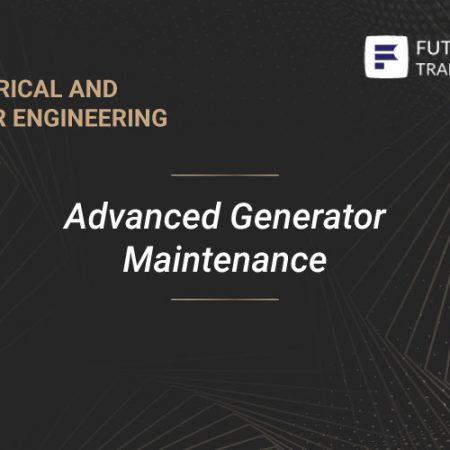 Advanced Generator Maintenance Training