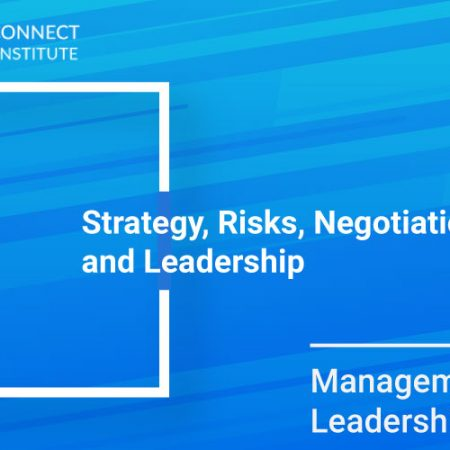 Strategy, Risks, Negotiation and Leadership Training