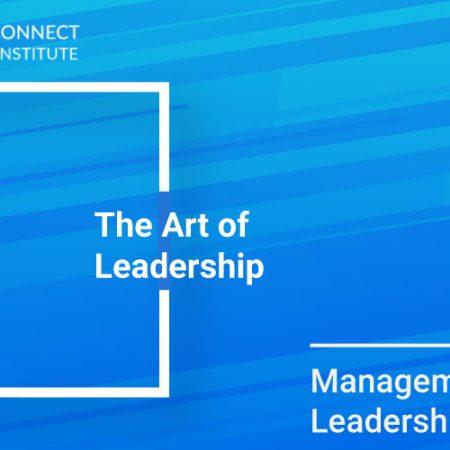 The Art of Leadership Training
