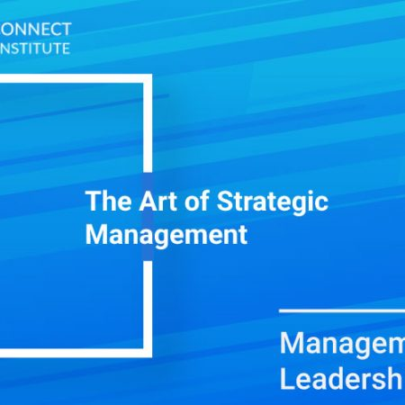 The Art of Strategic Management Training