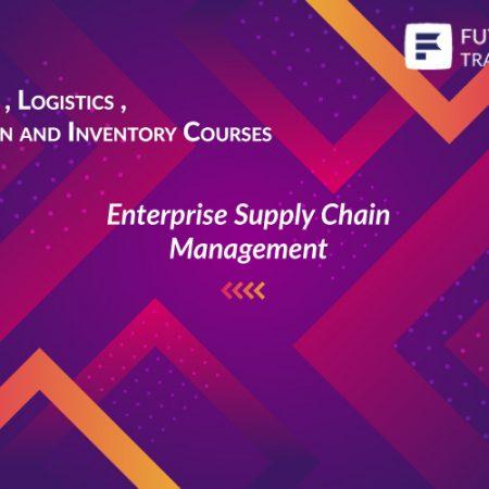 Enterprise Supply Chain Management Training