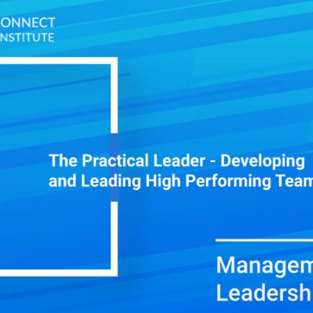 The Practical Leader – Developing and Leading High Performing Teams Training