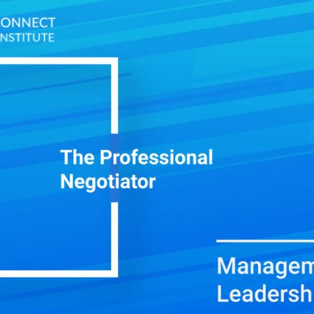 The Professional Negotiator Training