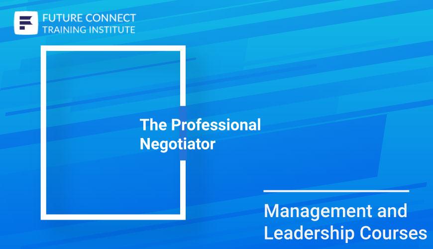 Professional Negotiator