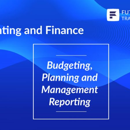 Budgeting, Planning and Management Reporting Training