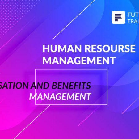 Compensation and Benefits Management Training