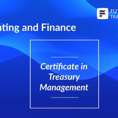 Certificate in Treasury Management Training