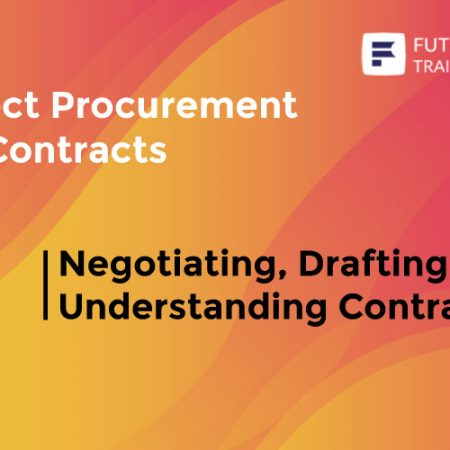 Negotiating, Drafting and Understanding Contracts Training