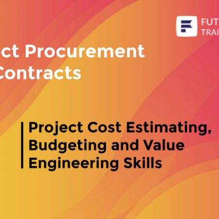 Project Cost Estimating, Budgeting and Value Engineering Skills Training