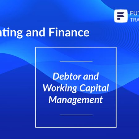 Debtor and Working Capital Management Training