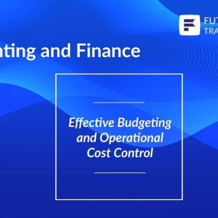 Effective Budgeting and Operational Cost Control Training