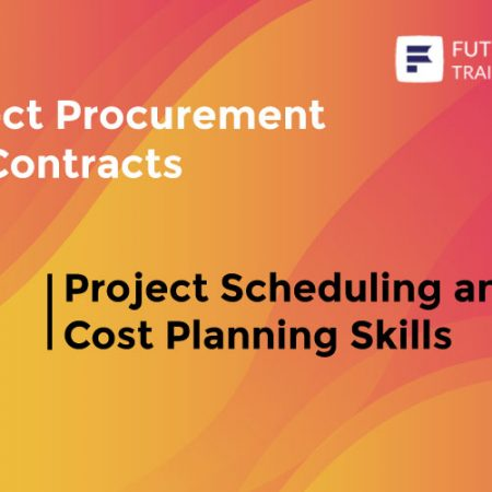 Project Scheduling and Cost Planning Skills Training