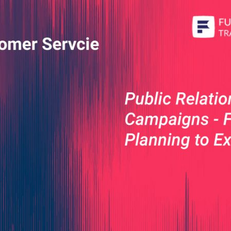 Public Relations Campaigns – From Planning to Execution Training