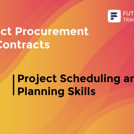 Project Scheduling and Planning Skills Training