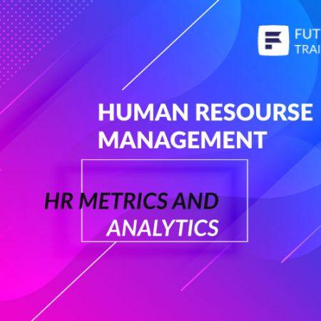 HR Metrics and Analytics Training