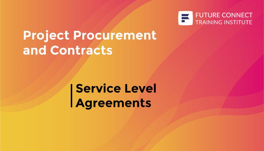 Service Level Agreements Training