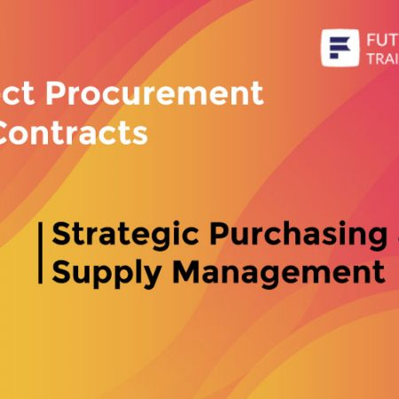 Strategic Purchasing and Supply Management Training