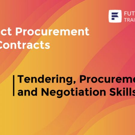Tendering, Procurement and Negotiation Skills Training