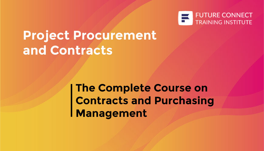 Contracts and Purchasing Management