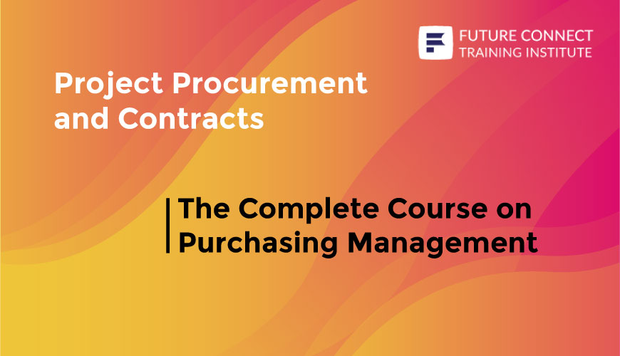 Course on Purchasing Management