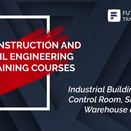 Industrial Building Design – Control Room, Substations, Warehouse and Offices Training