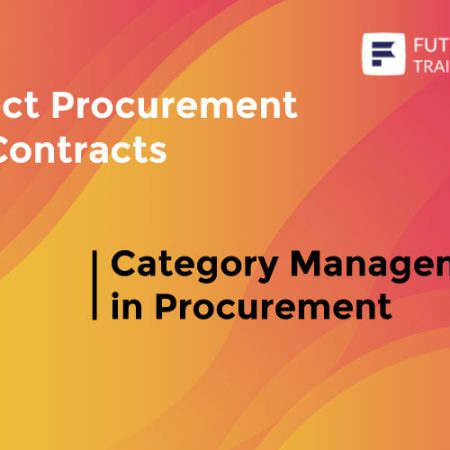 Category Management in Procurement Training