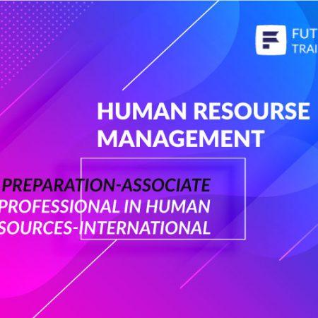 aPHRi Preparation-Associate Professional in Human Resources-International Training