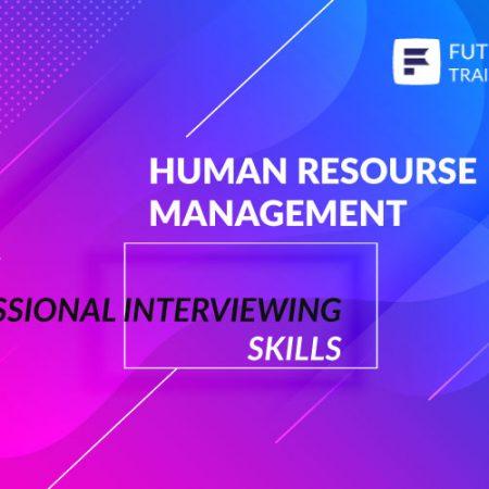Professional Interviewing Skills Training