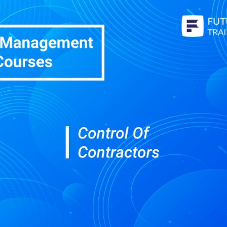 Control Of Contractors Training