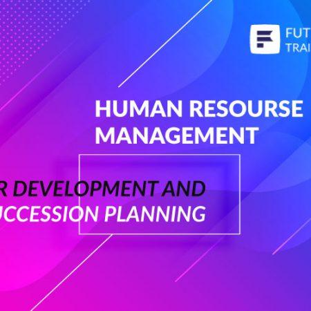 Career Development and Succession Planning Training