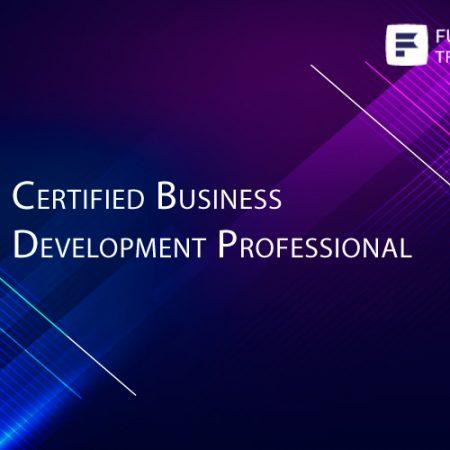 Certified Business Development Professional