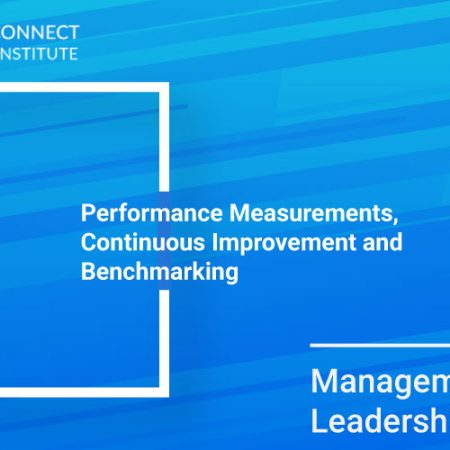 Performance Measurements, Continuous Improvement and Bench-marking Training
