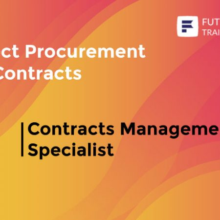 Contracts Management Specialist Training