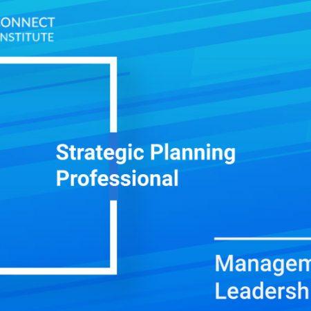 Strategic Planning Professional Training