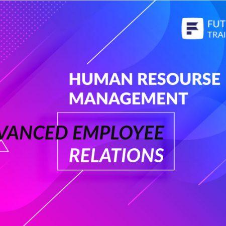 Advanced Employee Relations Training